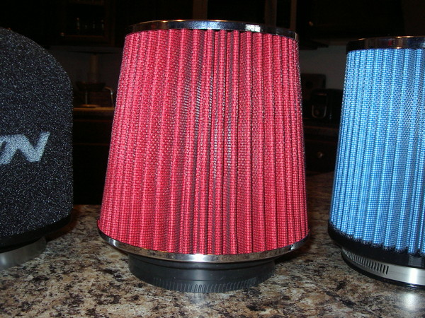 Air Filter Shootout Test Results Evolutionm